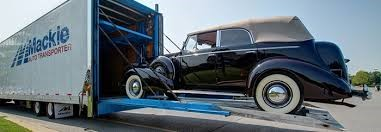 How Does Car Shipping Work?